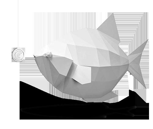 fish banner factorinck